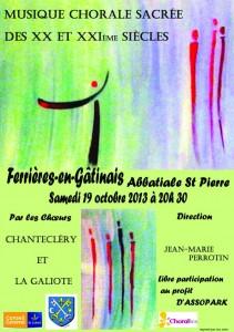 Affiche du concert de ferrières du 19 octobre 2013 JPEG copie